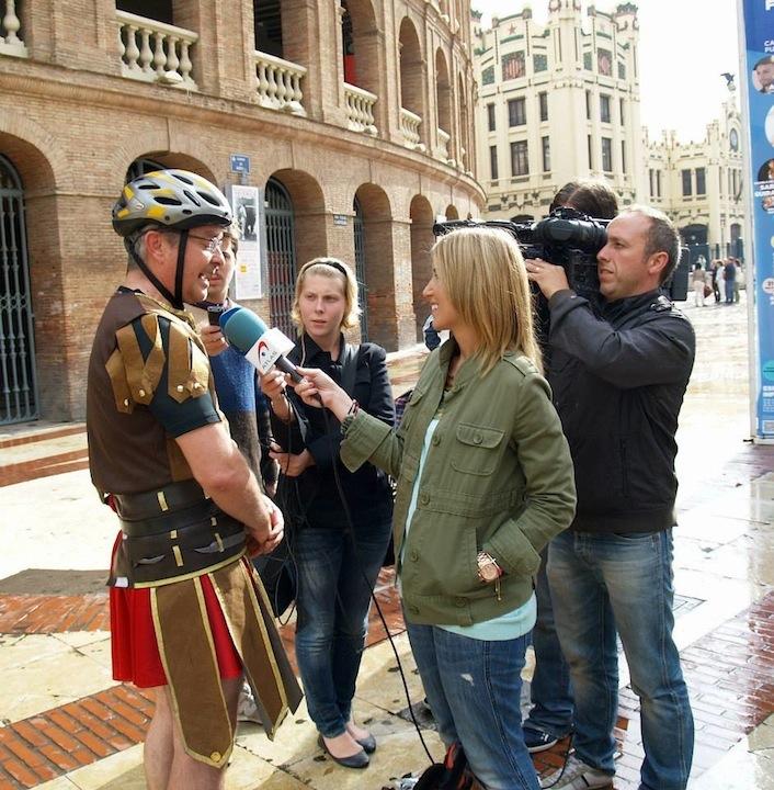 romano bicicletero