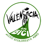 Logo de València en Bici