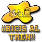 Logo de Bicis al Tren